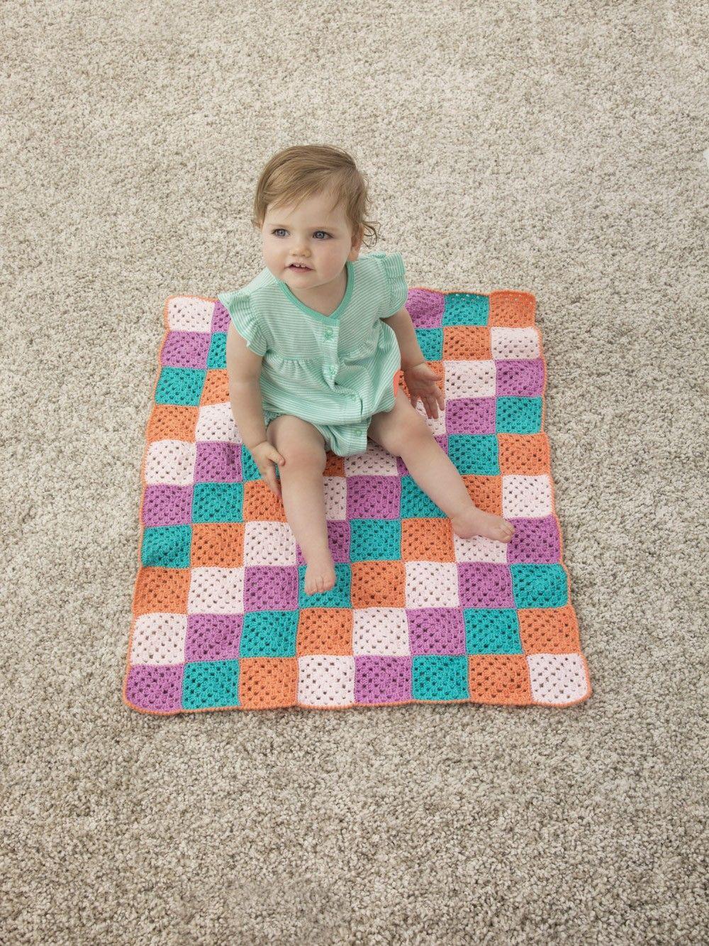 Garden Path Afghan (Crochet) - Patterns - Lion Brand Yarn | TEJIDOS ...