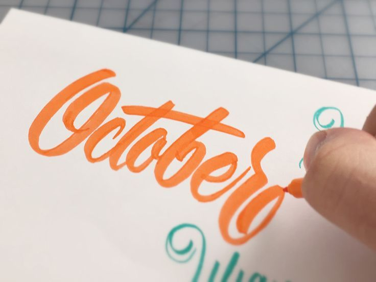 Lettering & calligraphy inspiration calligraphy typography and fonts