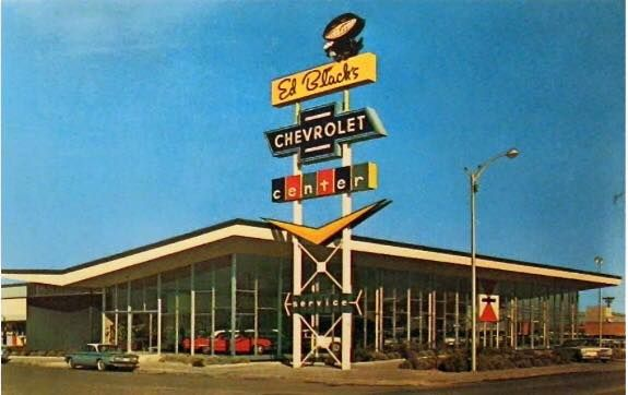 Ed Blacks Chevrolet New Mexico New Mexico History Land Of