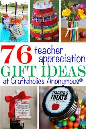 76 teacher appreciation gift ideas pinterest appreciation gifts