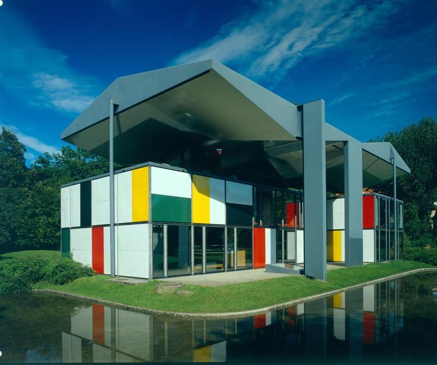 Pavillon DExposition Zhlc Maison De LHomme Zurich Suisse