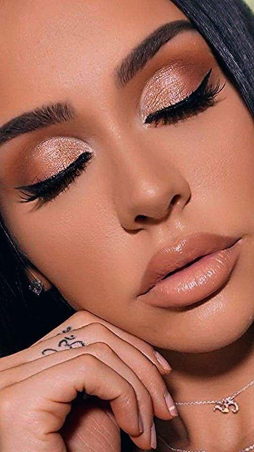 Photo of Silvester Make-up Ideen, um Sie das Leben der Party zu machen