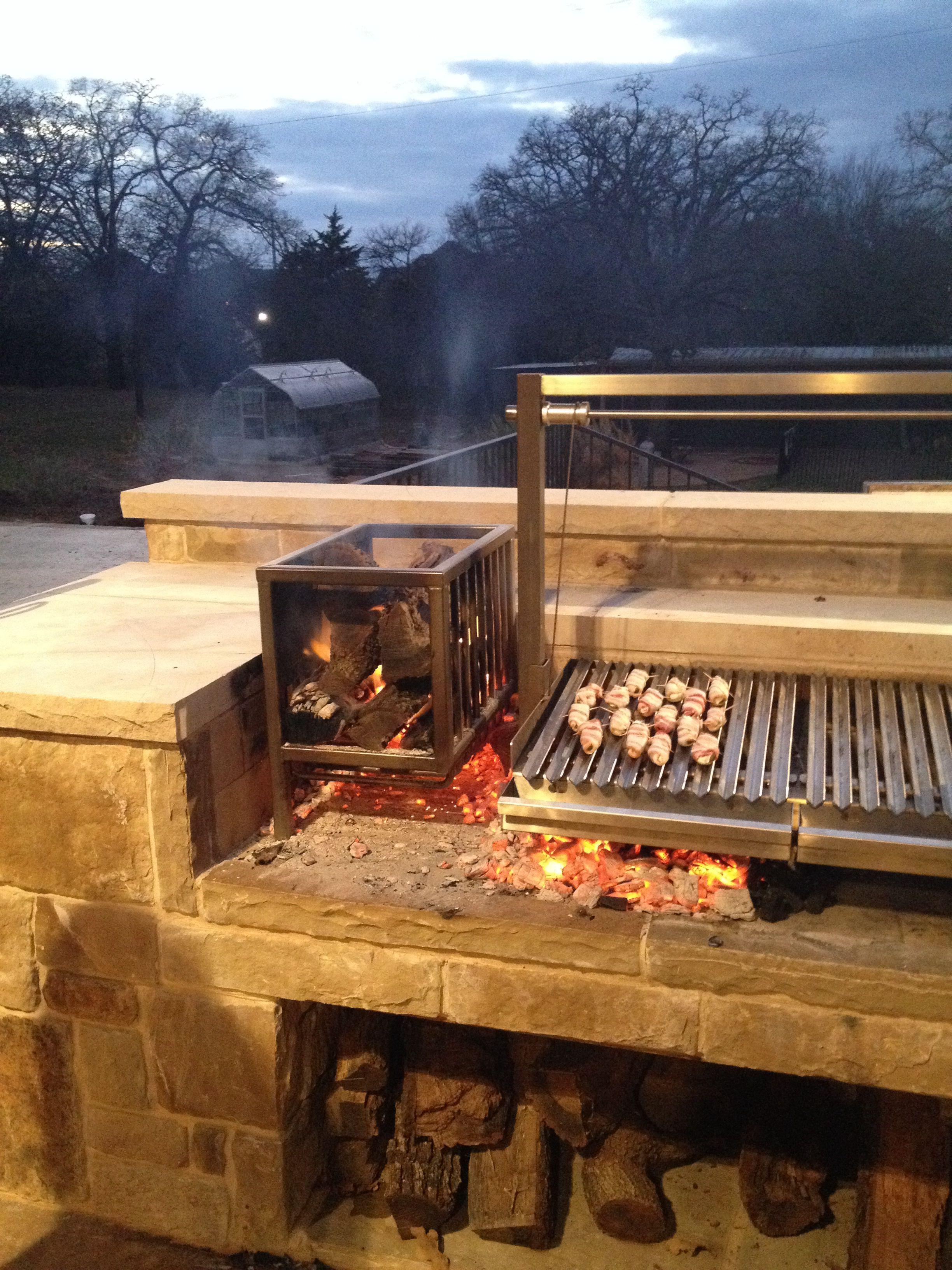poppers over low heat bbq grills pinterest outdoor k che grillen und gartenofen. Black Bedroom Furniture Sets. Home Design Ideas
