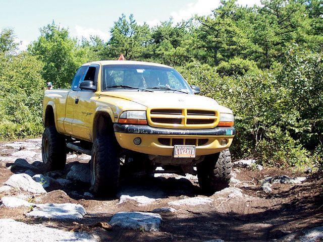 Eaa C Bfa E C E on 02 Dodge Durango Lift Kit