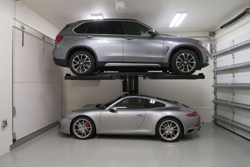 Single Garage Ideas Man Cave