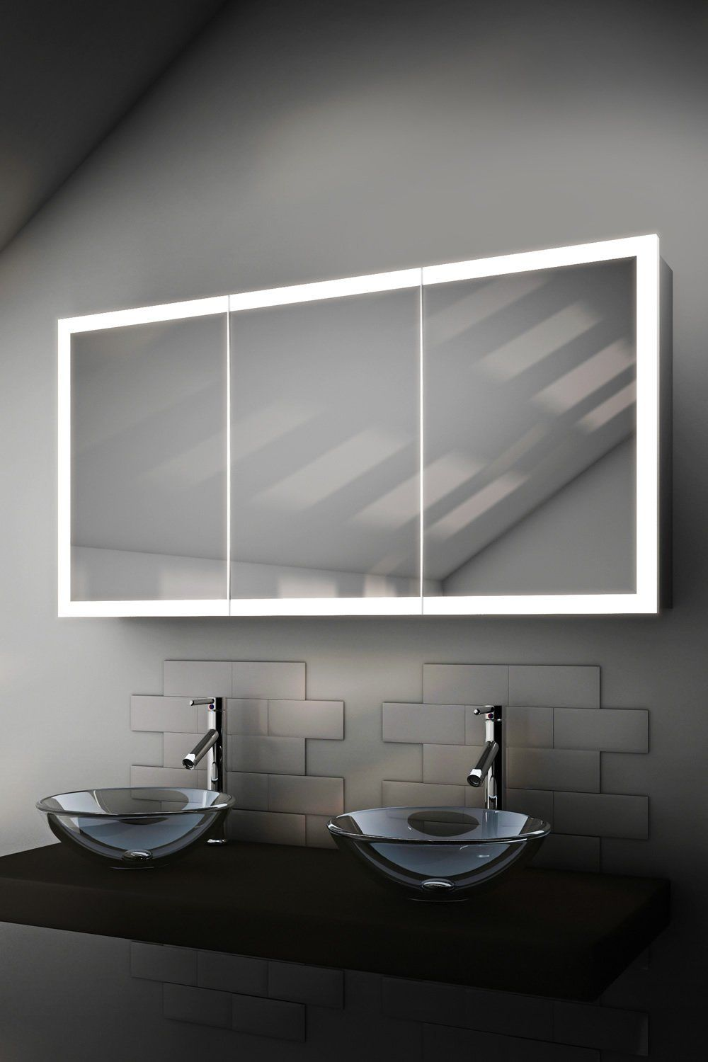 Best Lighted Vanity Mirror Reviews In 2020 Lighted Vanity Mirror Mirror Cabinets Bathroom Mirror Cabinet