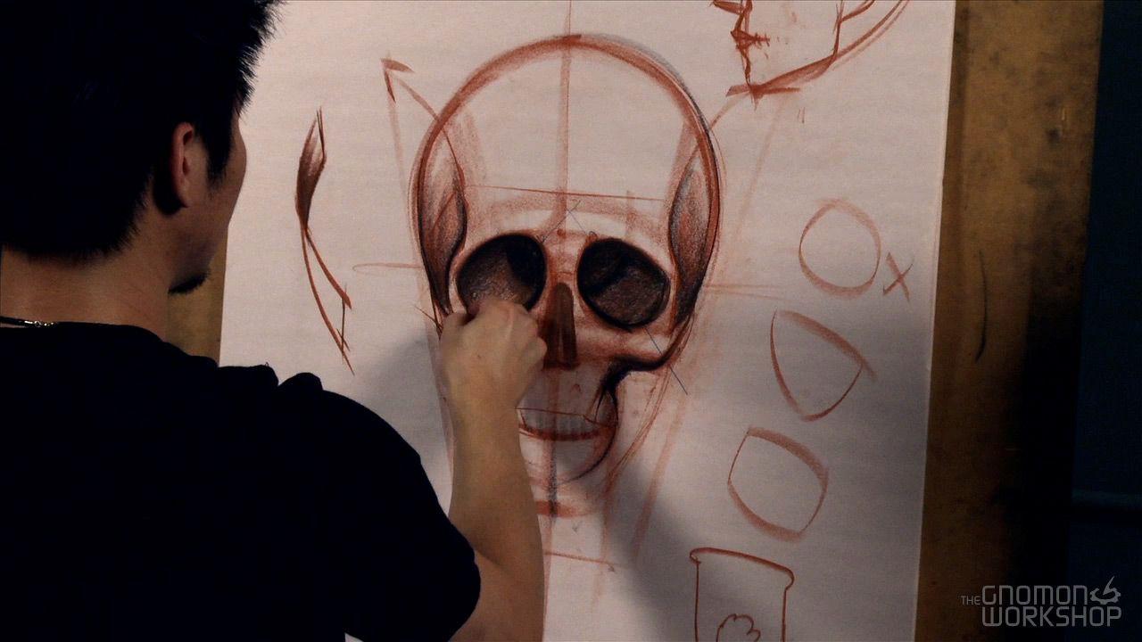 آموزش نقاشی آناتومی بدن Gnomon Anatomy Workshop | Ref | Pinterest