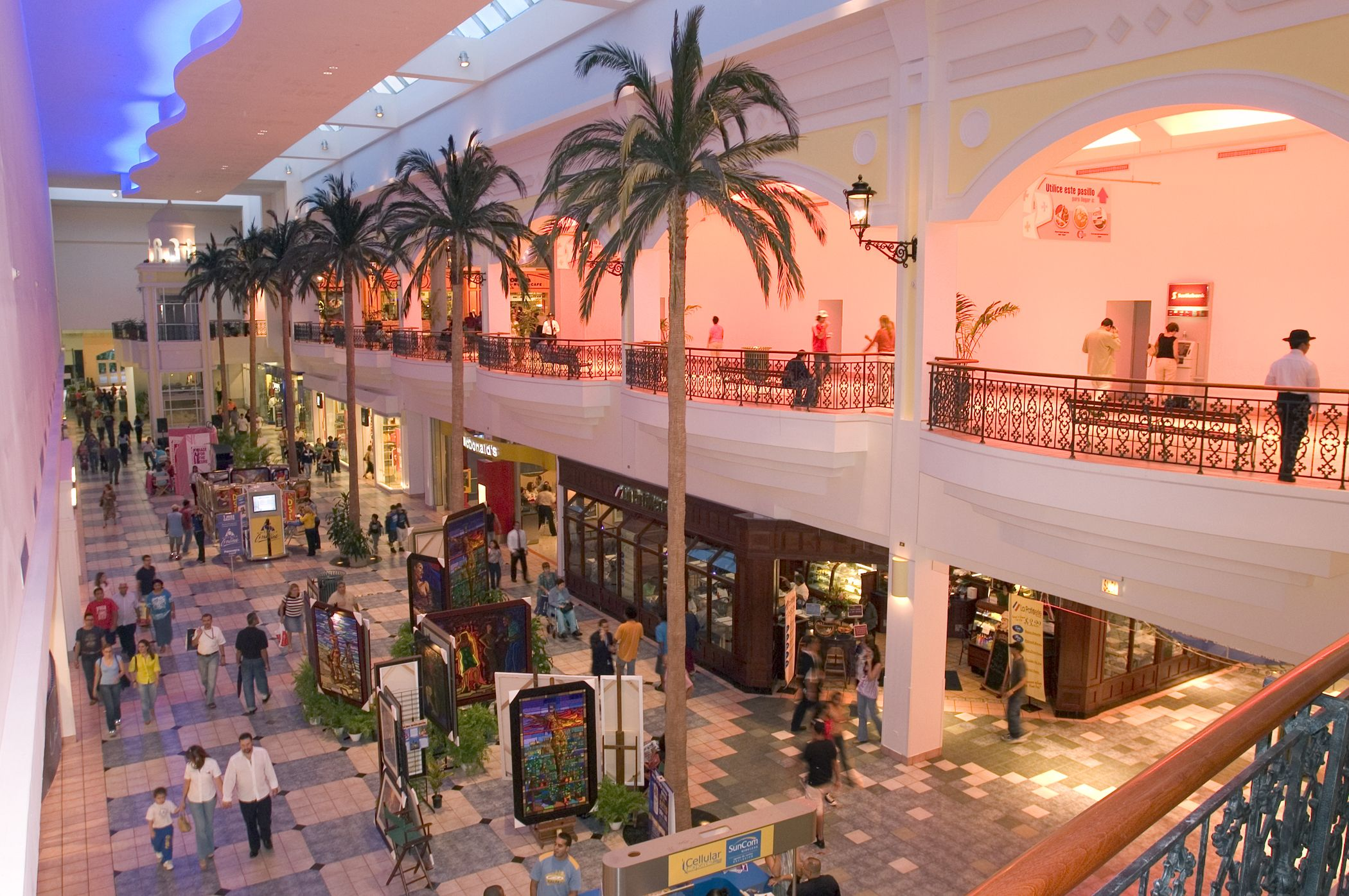 Plaza Las Am 233 Ricas Largest Shopping Mall In The Caribbean