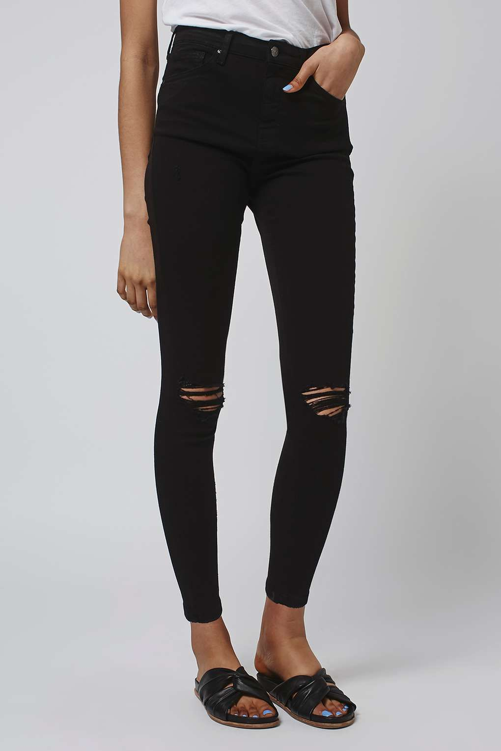094441d552c Black Ripped Jamie Jeans | wishlist | Jeans, Black ripped jeans ...