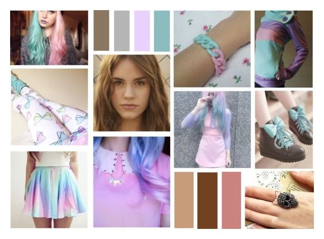 """Christa B. Allen as River Styxx"" by wicked-elsa ❤ liked on Polyvore"