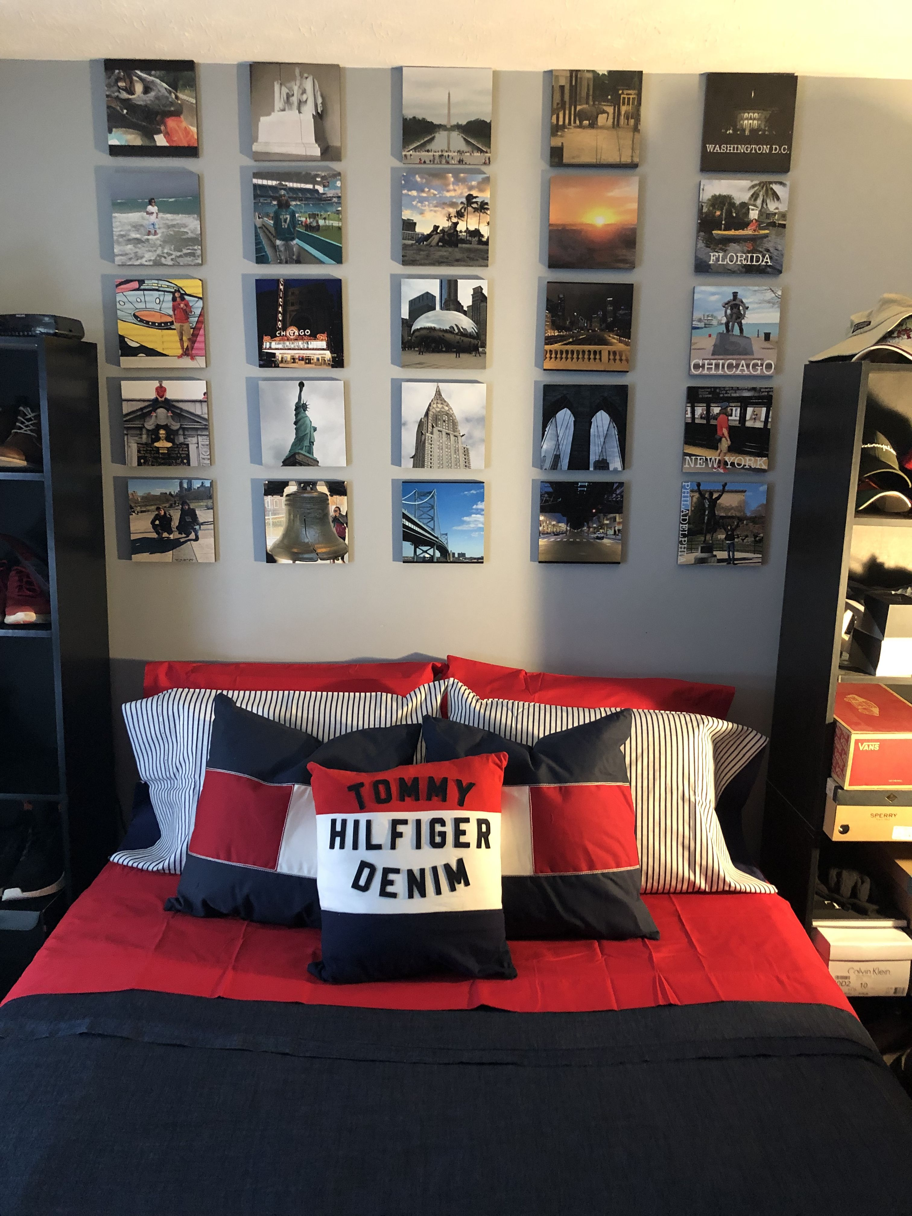 Pin by Upinthabronx on Tommy Hilfiger Bedroom (With images