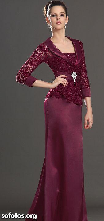 26727f3e1 Vestidos de festa para senhoras evangelicas | vane in 2019 ...