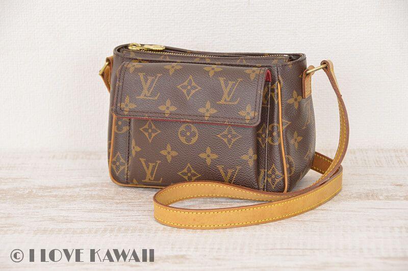 Louis Vuitton Monogram Viva Cite PM Shoulder Bag M51165  a79a7e7bdc774