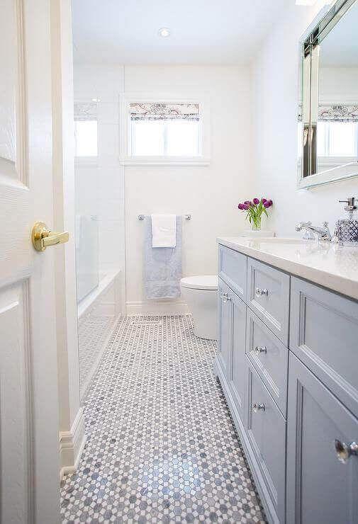 39 Galley Bathroom Layout Ideas To Consider Bathroom Layout Narrow Bathroom Small Bathroom Remodel