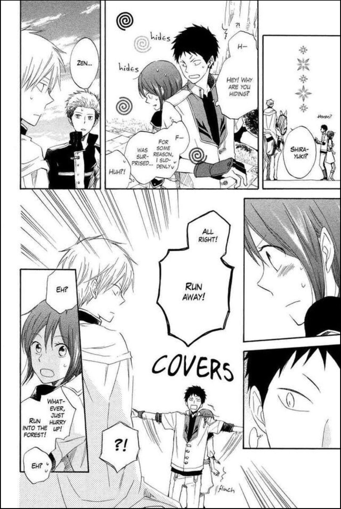 35a071ce2a2d Obi, Shirayuki, and Zen ~Akagami no Shirayukihime   Akagami no ...
