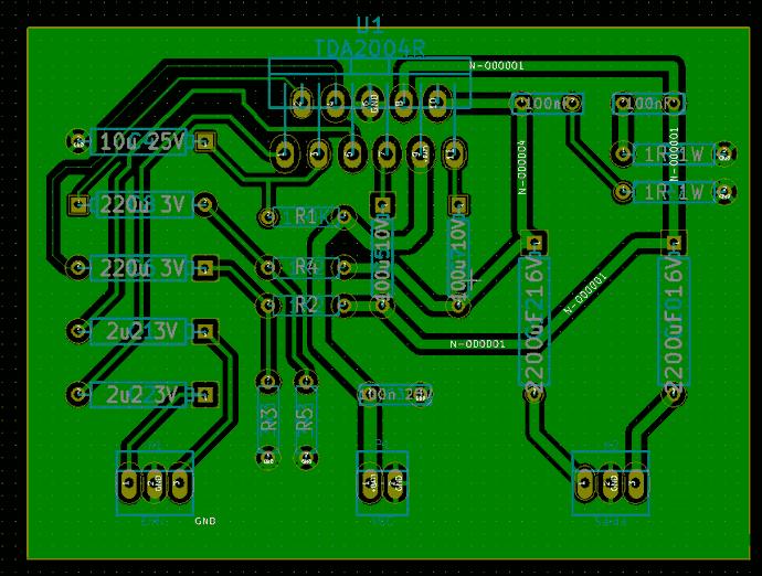 Integrated Circuit tda1908 Series
