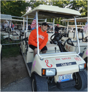 A Golf Cart Is A Great Way To Explore Put In Bay Ohio This Lake