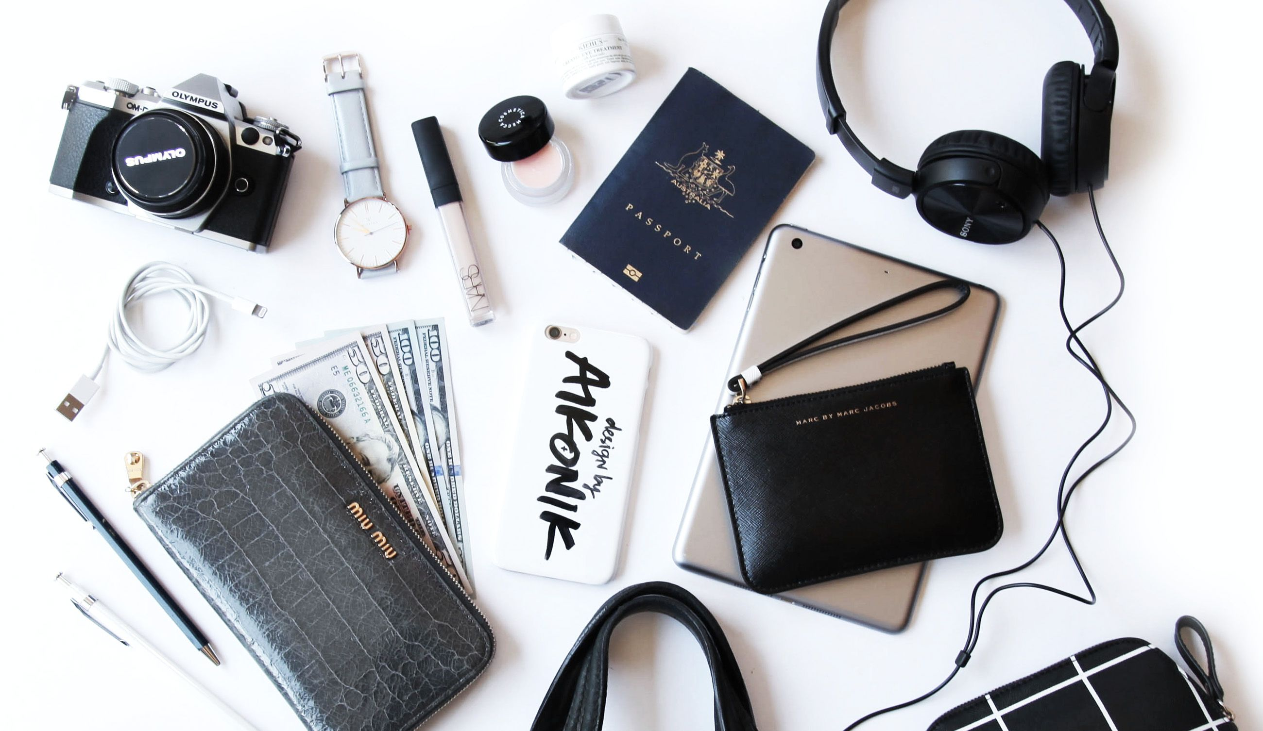 Image result for image of travel essentials