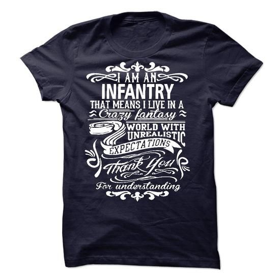 i am an INFANTRY Thank you T Shirts, Hoodies. Get it here ==► https://www.sunfrog.com/LifeStyle/i-am-an-INFANTRY-Thank-you.html?41382 $23