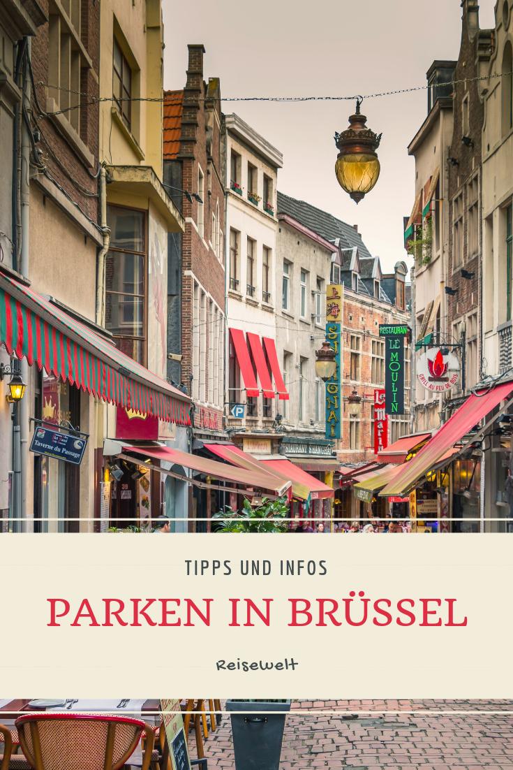 Parken in Brüssel Wo geht's günstig oder kostenlos