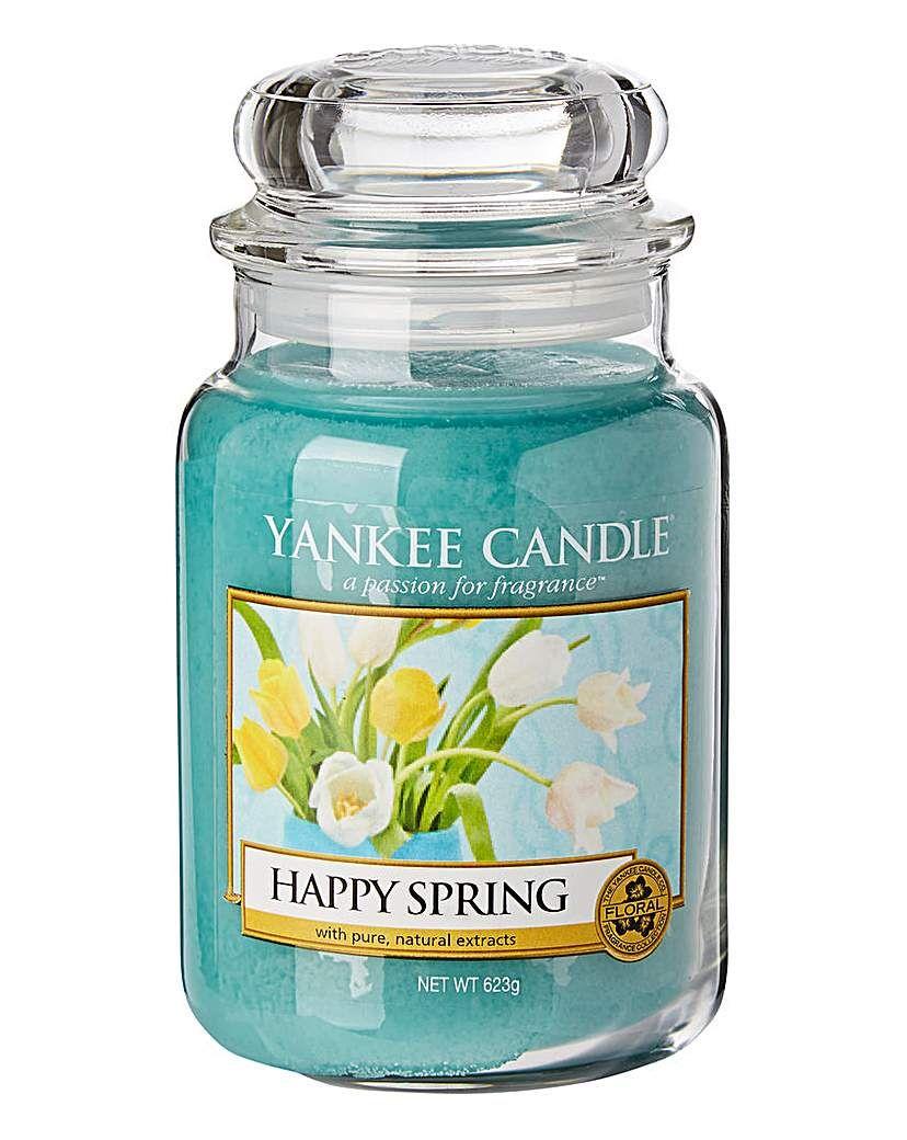Yankee Candle Usa Rare Spring Days Wax Tart