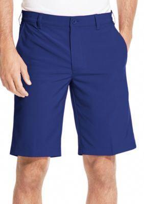 Swinging dicks in shorts