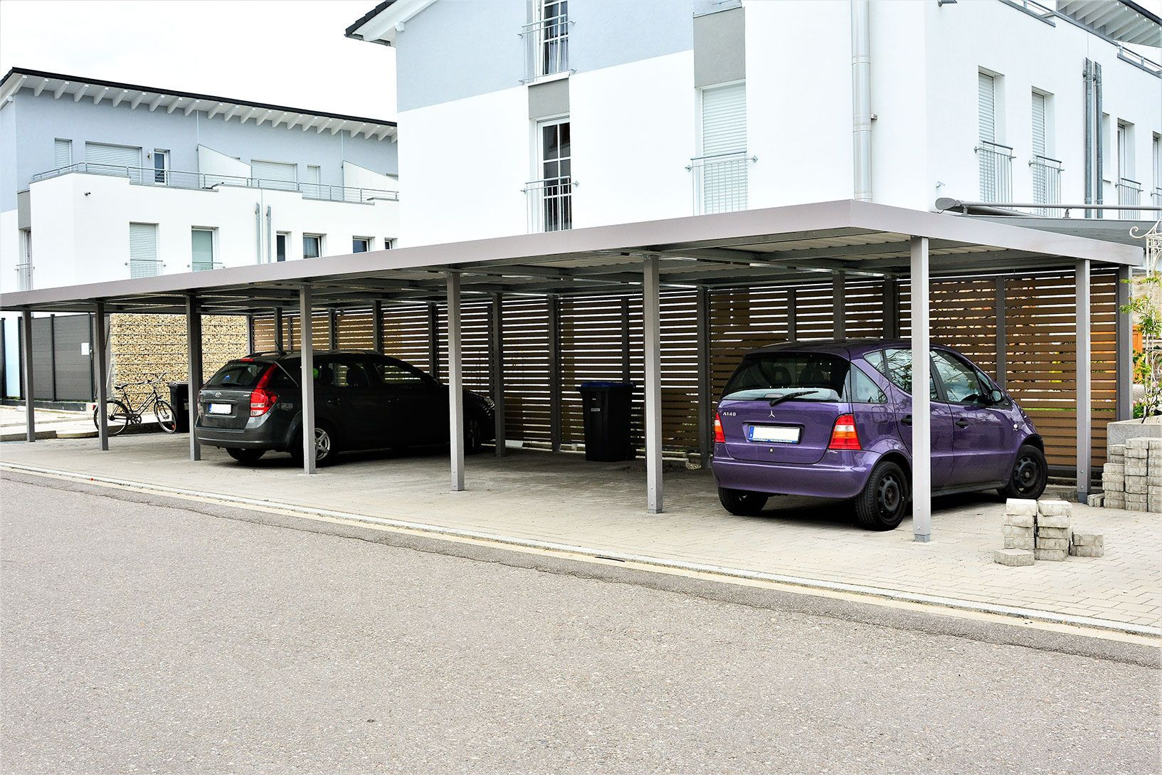 Carport Metal Buildings 2020 in 2020 Metal buildings