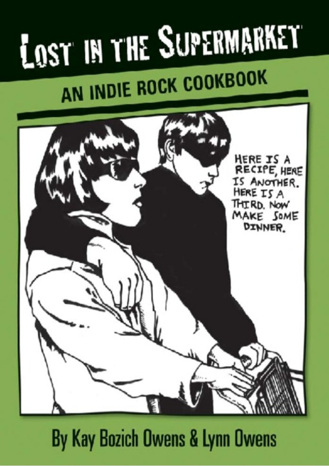 Lost in the Supermarket: The Indie Rock Cookbook on FancyGiving ...