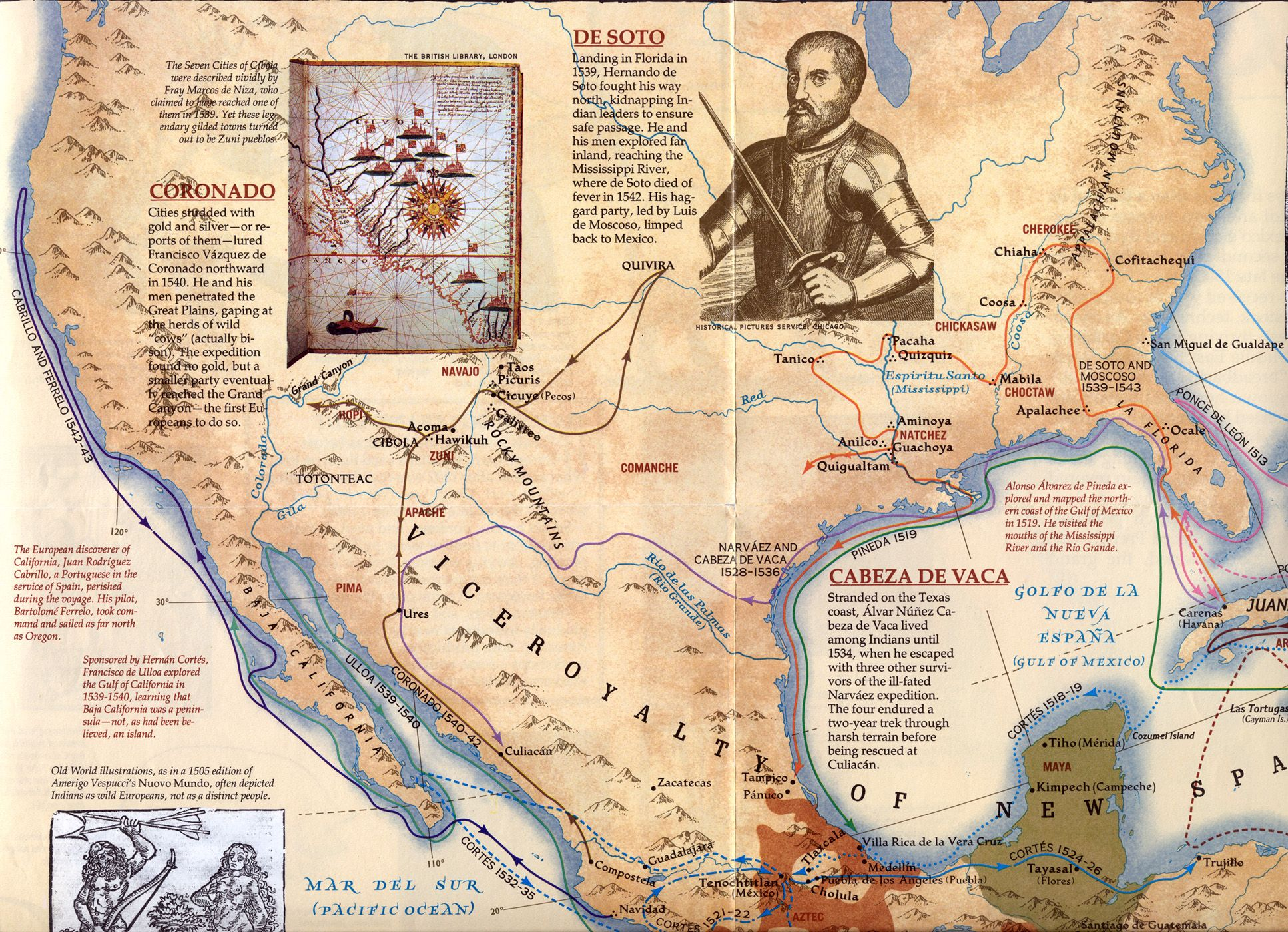 the impact of the exploration and encounter of europeans on world history American indians at european contact  this new world for europeans was actually a very old world for  is an important part of the story of european exploration.