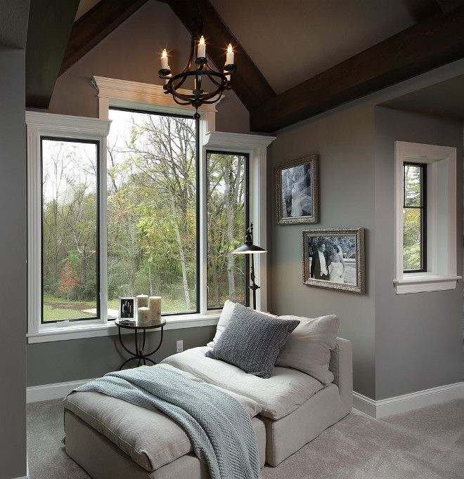 Incroyable This Bedroom Nook Makes A Perfect Seating Area. Barrington Homes Inc.