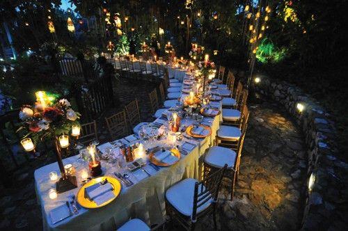 Magical Wedding Reception Tablescape At Half Moon Rose Hall In Jamaica Destinationwedding Jamaica Wedding Venues Jamaica Wedding Destination Wedding