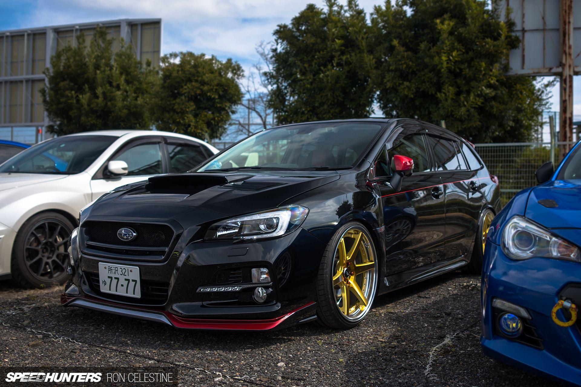 Parking Lot Hunting A Levorg Sti Sport Speedhunters Subaru Levorg Subaru Impreza