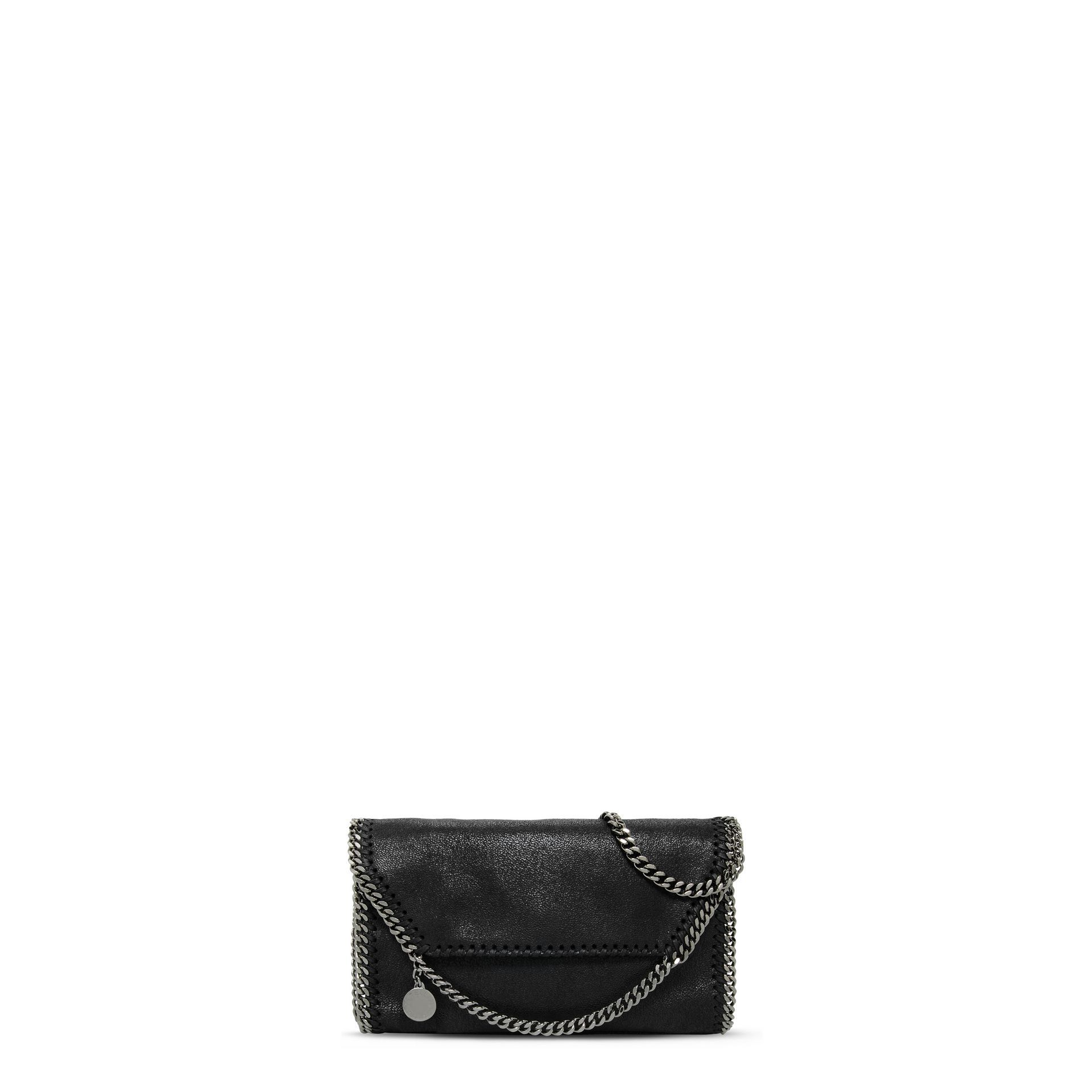 Black Falabella Shaggy Deer Mini Bag - STELLA MCCARTNEY  f047aecca52ec