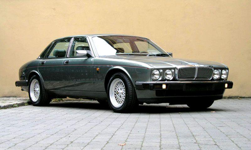 Jaguar Xjr 40 With Images Jaguar Xj40 Jaguar Car Jaguar