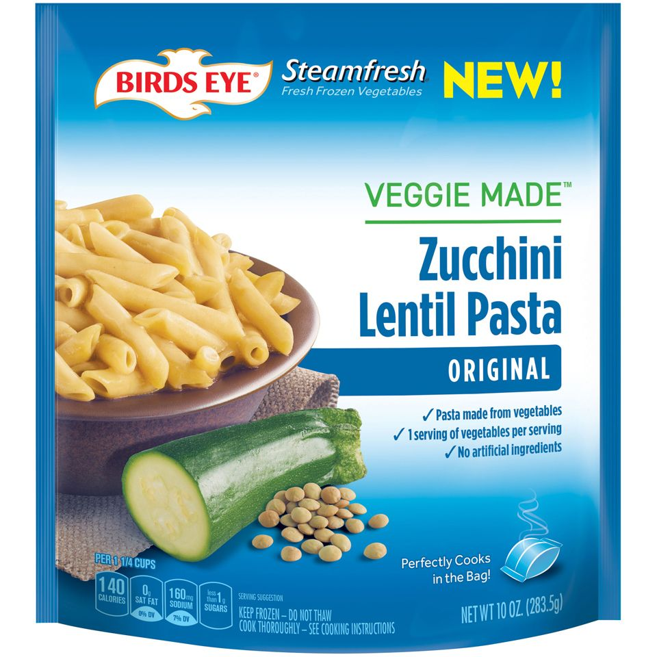 Wonderful taste and texture and only 22 grams of carbs for 1 1/4 cup!!!!!!!  Great pasta substitute, perfect for diabetic diet! Found near frozen  vegetables ...