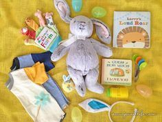 Easter basket ideas for baby first easter basket ideas for a 1 easter basket ideas for baby first easter basket ideas for a 1 year negle Images