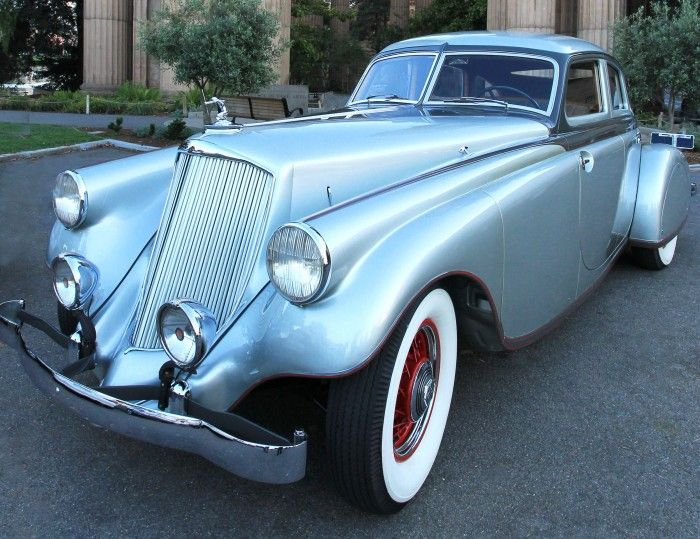 1933 Pierce Arrow Silver Arrow To Appear At 2015 Arizona C