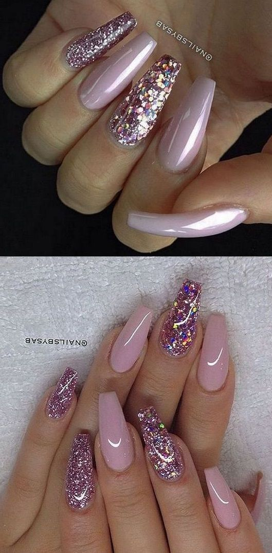 2020 Nail Trends Pink Nail Art Ideas In 2020 Pink Nails Pink Gel Nails Designs Pink Nail Art