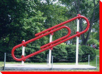 Red Paper Clip - Kipling, Saskatchewan   BIG attractions ...