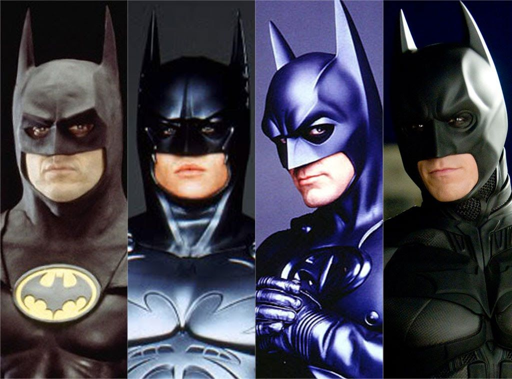 Discussion Top  Worst To Best Batman Suits