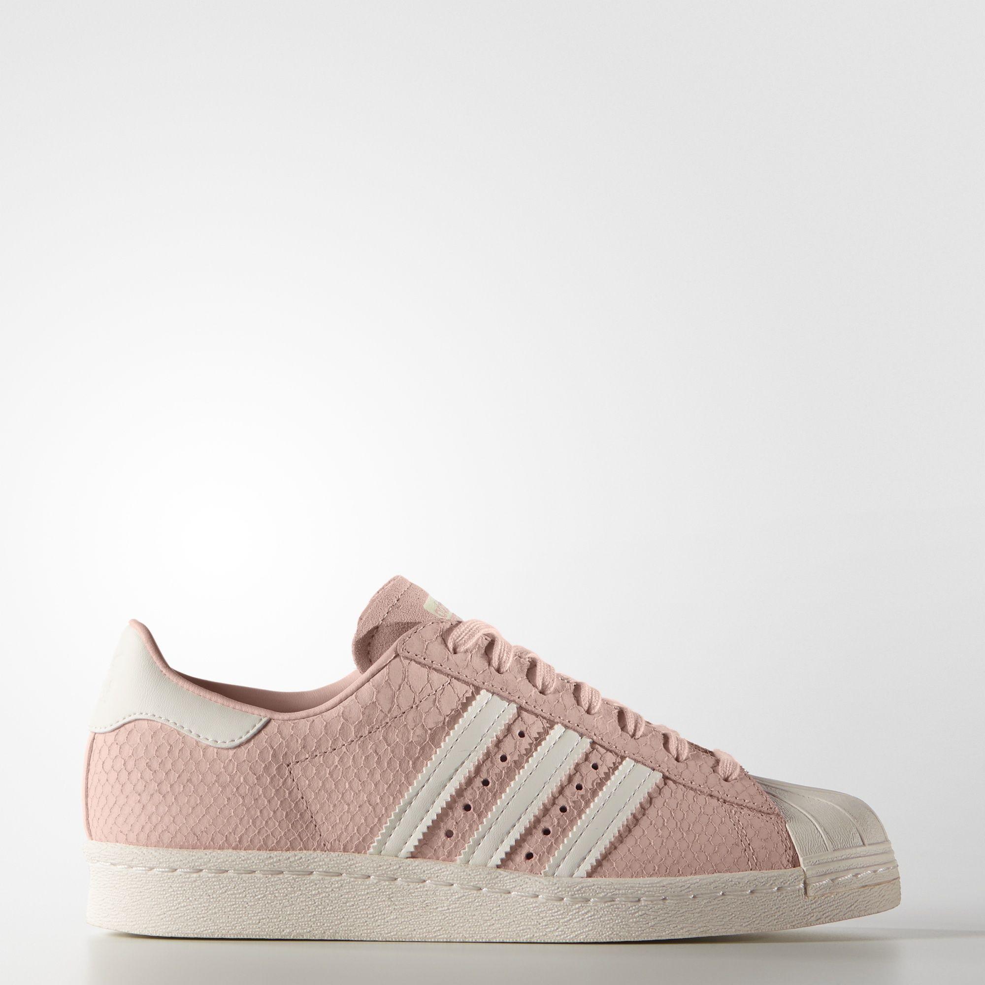 adidas superstar roze reptile