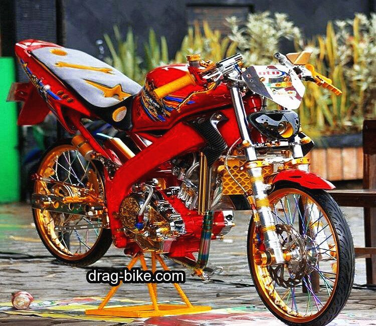 Gambar Modifikasi Motor Vixion Keren Kontes Terbaik Motor Yamaha