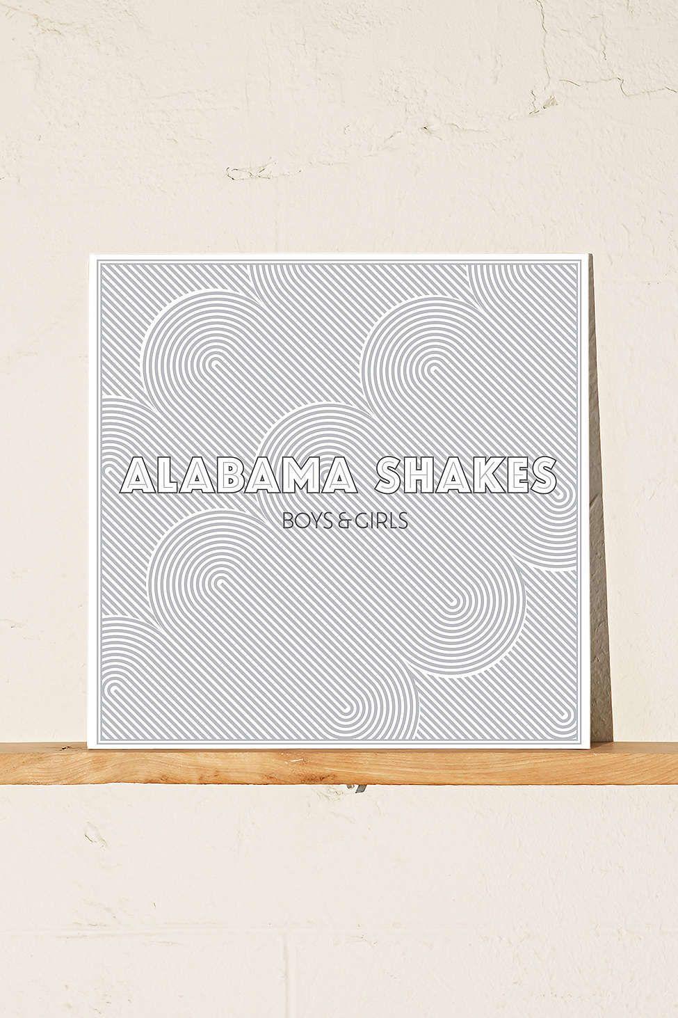Alabama Shakes Boys Girls Lp Alabama Boys Urban