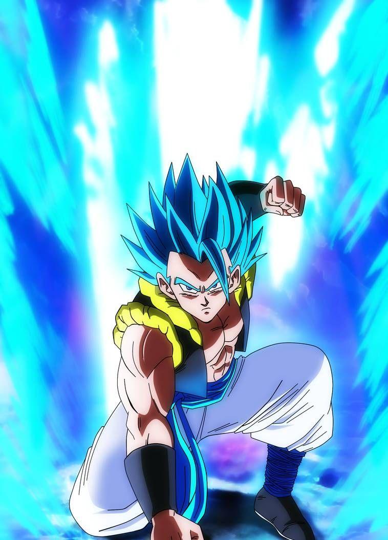 GOGETA BLUE by salvamakoto | Anime dragon ball super, Dragon ball super,  Dragon ball image