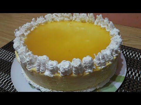 Tarta helada de maracuyá.   YouTube