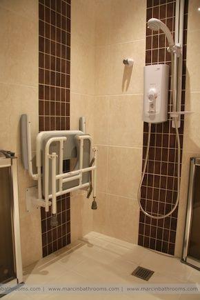 Disabled Shower Seat Banos Sillas Silla De Ruedas