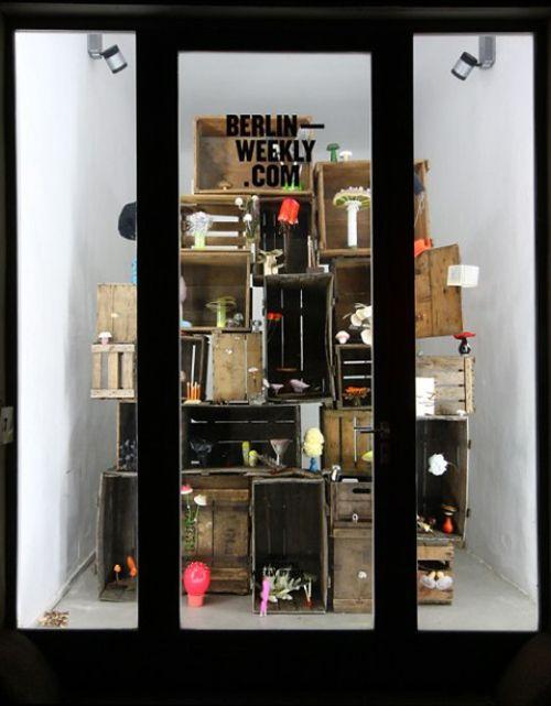 Vitrine Bar Resto Boutiques Pinterest