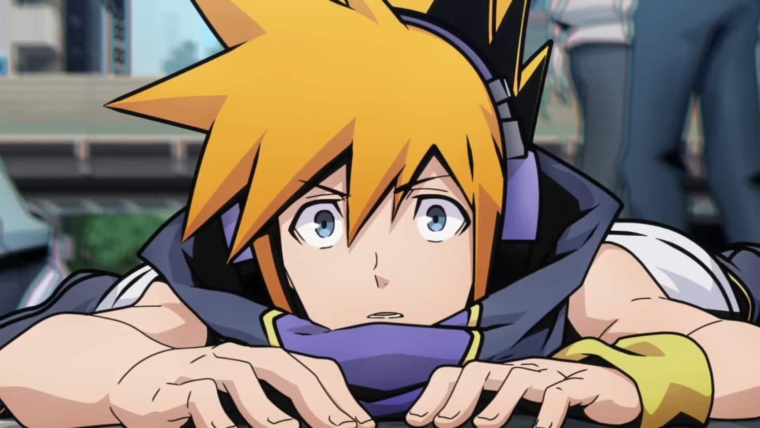 Funimation The World Ends With You Animatie in 2021