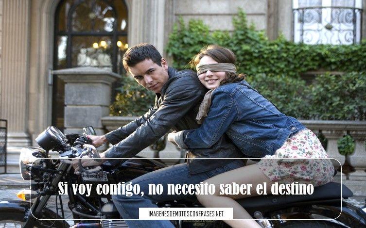 Imágenes De Enamorados En Moto Motos Motos Motos Amor Y