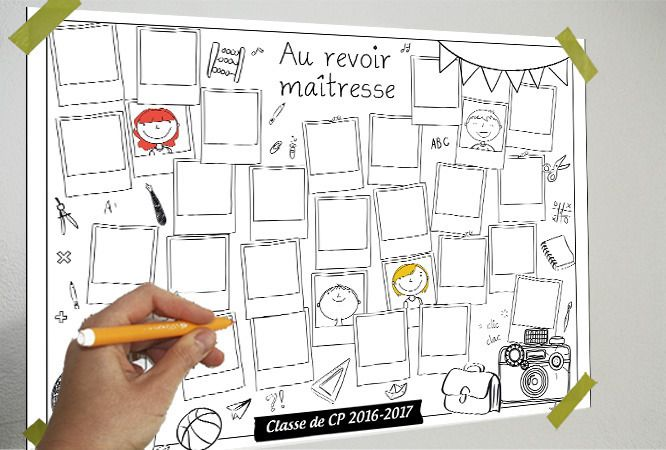 Au Revoir Maitresse Image Numerique Theme Ecole Fichier A
